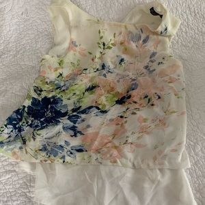 Tops - Floral Top